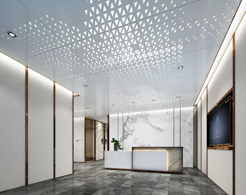 福州瑞和达建设办公室设计