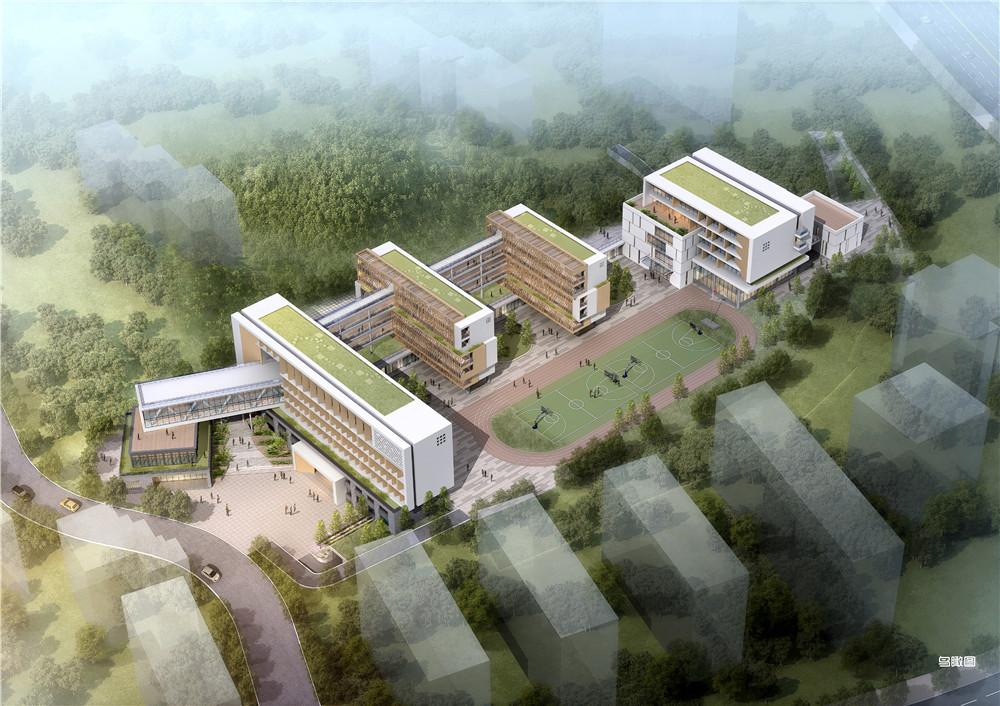 喜讯 我司中标福州市凤山小学(勘察、设计)项目